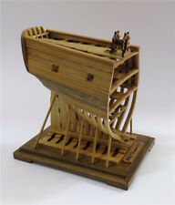Wood ship kit scale 1/128 UK Royal Navy DRUID Tail section ship model kits
