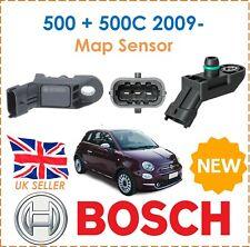For Fiat 500 2007-  & 500C 2009-  1.3D MultiJet BOSCH Boost Pressure MAP Sensor