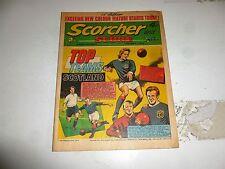 SCORCHER & SCORE Comic - Date 27/05/1972 - UK Paper Comic