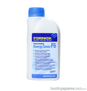 Fernox F6 Central Heating Energy Saver 60216 BNIB- Limited Stock Available