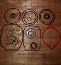 70525 Hydro Gear Repair BDP-10 Pump Overhaul Seals / Gaskets Kit Exmark 105-6184