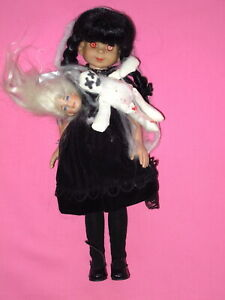 """OOAK Tonner - Halloween Convention - Creepy 14"""" Betsy McCall Doll"""