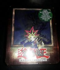 Yugioh 2003 Buster Blader Sealed Tin Konami Rare!