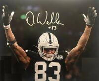 Darren Waller Autographed Signed 8x10 Photo ( Raiders ) REPRINT