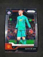 2019-20 Panini Prizm Premier League Soccer David De Gea Manchester United #50