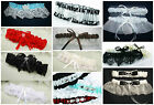 You Choose Garter : Wedding, Prom, Satin, Lace, MANY COLORS,