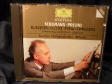 Schumann - Klavierkonzert  -Maurizio Pollini/Abbado/Berliner Philharmoniker