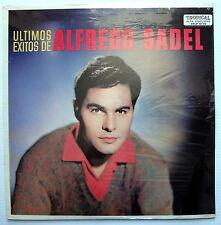 ALFREDO SADEL Ultimos Exitos SEALED RARE LP