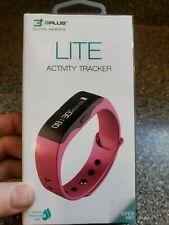 New/Sealed-3+3 Plus Elite Series Lite Activity/Sleep Tracker-Many More Features