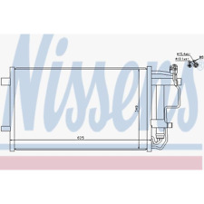 Kondensator Klimaanlage - Nissens 940149