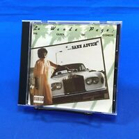 *RARE* La Wanda Page ‎– Sane Advice | CD Album Comedy 2001 UP3817-2 OOP [TESTED]
