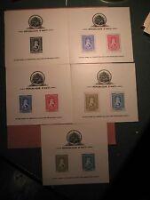 Haiti Stamp Scott# C19-21 Perf. & Imperf. Our Lady of Perpetual MLH CV 85.00 L9