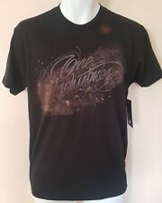 ONE INDUSTRIES DUSTED FITTED T/SHIRT - BLACK