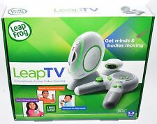 "Leap Frog Leap Tv Educational Active Video Gaming Minds & Body Moving ""MIB"""
