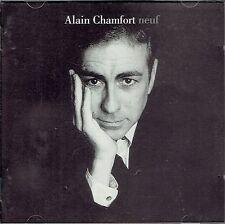 CD - ALAIN CHAMFORT - Neuf