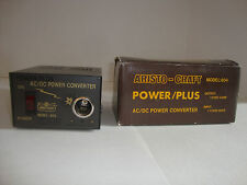 Vintage Aristo-Craft Power Plus AC/DC Power Converter Model 804 Model Train