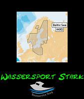 Navionics+ MicroSD-Karte mit SD-Adapter – 44XG - Baltic Sea