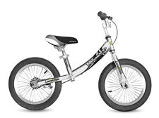 A WeeRide Deluxe Balance Bike 3-5 Years like Running Training Silver. 2nd