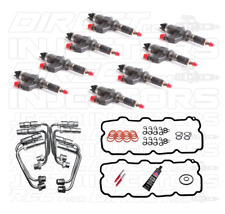 DURAMAX CHEVY CHEVROLET GMC 2500 01-04 6.6 LB7 INJECTOR REPLACEMENT KIT REFURB
