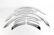 KIA GRAND CARNIVAL 2006-2014 CHROME FENDER GUARD TRIM WHEEL MOLDING