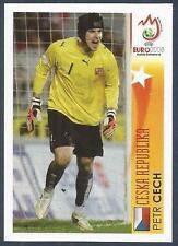 PANINI EURO 2008- #464-CESKA REPUBLIKA-CZECH REPUBLIC & CHELSEA-PETR CECH