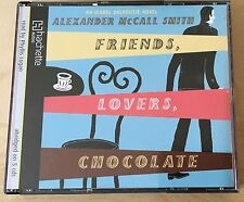 Audio Book ALEXANDER MCCALL SMITH - Friends, Lovers, Chocolate on 5 x CDs