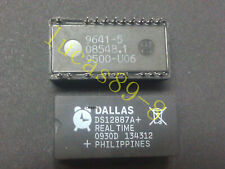 1PCS DS12887 IC Dallas Real Time Clock /RAM 128 BYTE 24-EDIP NEW