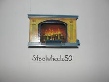 13 Dead End Drive Board Game Fireplace Trap Replacement Part 1993 Milton Bradley