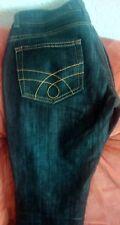 Damen Jeans Schwarz Farbe Gr.-40 von UNITED COLORS OF BENETTON, in guter Zustand
