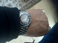 Vintage Timex Marlin Automatic Watch ft. Date Aperture. Made Great Britain