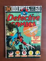Detective Comics #442 (1974) 6.0 FN DC Key Issue Comic Batman Bronze Age 100 Pg