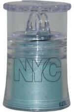 NYC New York Colors Shimmering Brush On Eye Color 2.8g Baby Blue