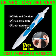 Ear Wax Cleaner Smart Removal Soft Spiral Swab Earwax Remover Tool Safe Earpick