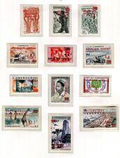 KAMERUN 1958-1974 ** POSTFRISCHE SAMMLUNG mit SPITZENWERTEN(Q0135d