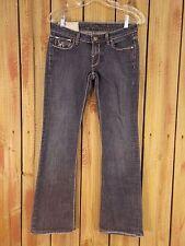 Iron Army Jeans Mayumi Ito Flare Leg Women's Blue Size 27