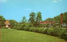 CHESTER WV Harker Pottery postcard
