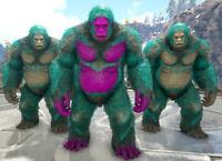 Ark Survival Evolved Xbox One PvE Aberrant Gigantopithecus Ape Unleveled 180-206