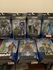 Marvel Legends Hulk BAF COMPLETE SET of 7 New War Machine, Rescue, See Descr