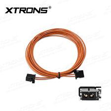 5m MOST Fiber Optic Optical Cable Male to Male Fits BMW VW Mercedes Audi Porsche