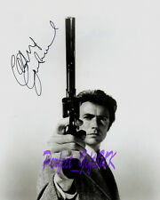 CLINT EASTWOOD SIGNED / AUTOGRAPHED RE-PRINT HARRY #68