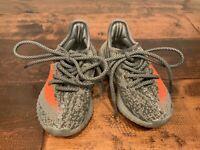 Adidas Yeezy Boost 350 V2 Beluga 1.0, Size 9 (Kids) (100% AUTHENTIC)