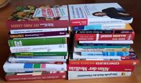 24 Bücher Medizin Gesundheit Vitamine Ernährung Psyche Glück Hausmittel Stress