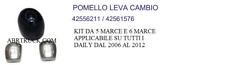 POMELLO LEVA CAMBIO MARCE IVECO DAILY DAL 2006 AL 2009 42561576 42556211