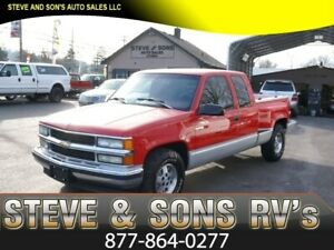 1995 Chevrolet C/K Pickup 1500 C1500 Silverado