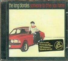 The Long Blondes - Someone To Drive You Home Con Sticker Cd Eccellente