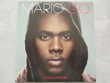 Mario-Go-Promo Album Sampler-RARE-CD IN CARD SLEEVE (5 Track frammenti)