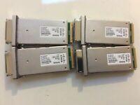CISCO X2-10BG-SR 10-2205-03 21CFR1040.10 SFP TRANSCEIVER MODULE PICKUP AVAILABLE