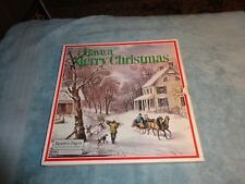 """Have a Merry Christmas"" (5) LP Reader's Digest Holiday Box Set 1974 NM / NM ~~C"