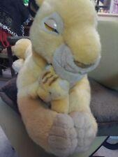 Disney The Lion King Sarabi and Baby Simba plush