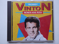 BOBBY VINTON * Roses Are Red * NM (CD)